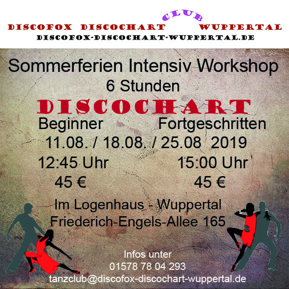 sommerworkshop discochart